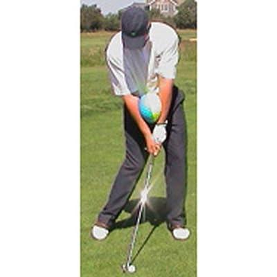 Impact Ball - Golf Swing Trainer Aid - Medium