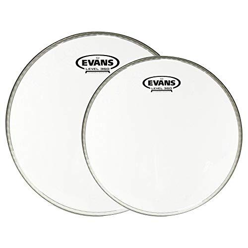 Evans 13/16 G2 Coated Drumhead (2 Pack Bundle) ()