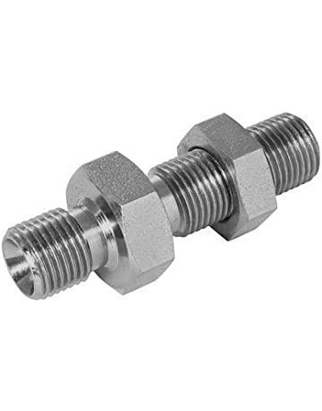 100 Elcoho 100 Pieces Garden Irrigation Misting Nozzles Sprinkler Heads with 4//7mm Pipe Barbed Tee Connectors