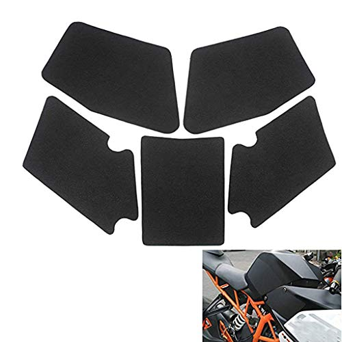 Tank Gas Pad Knee Fuel Side Grips Protector For KTM RC200 RC390 2014-2017