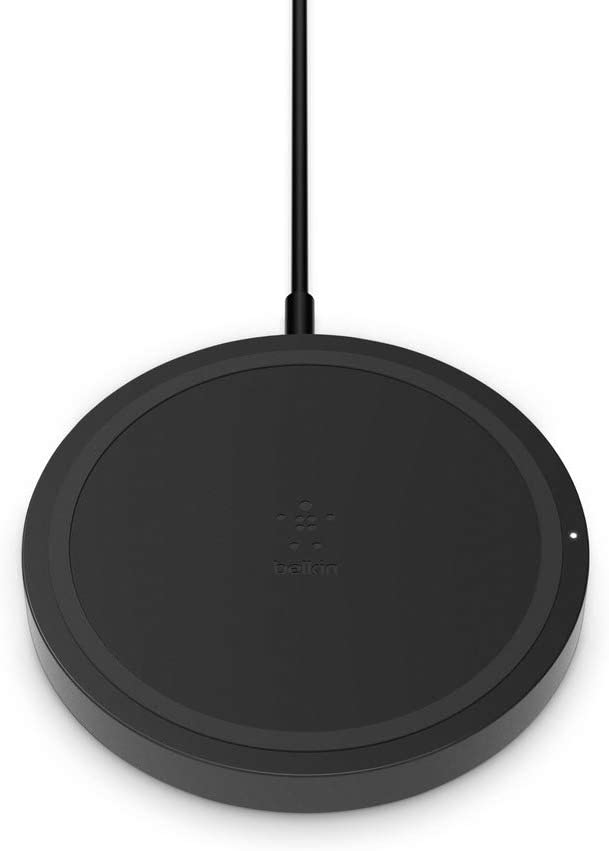 Belkin Wireless Charger 5W - Boost Up Wireless Charging Pad, Standard Speed Wireless Charger for iPhone, Samsung, Google, LG, Sony, more