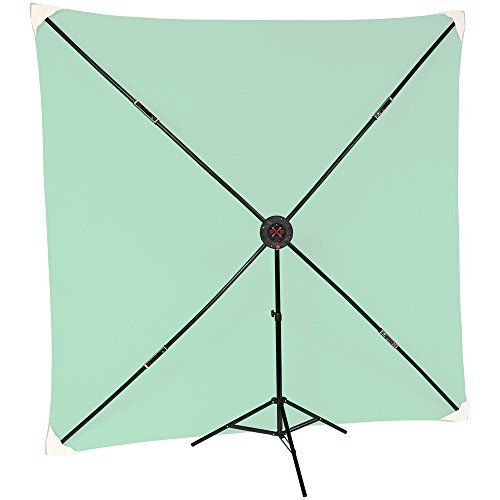 8x8' PXB Portable X-frame Background System by Studio Assets