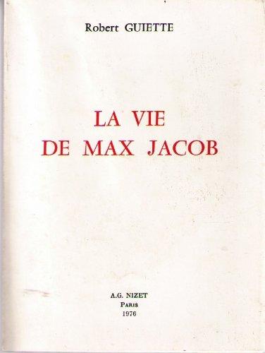 La vie de max jacob