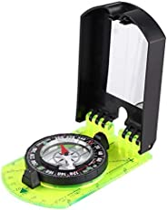 Compass Magnetic Compass with Portable Maps Multi-Function Outdoor Travel Compass