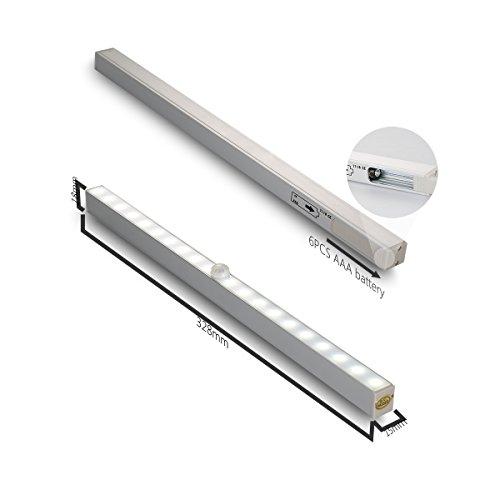 Lovely Sunwee Sensor Light, 20 LED Closet Light Under Cabinet Light Step Light  Stairs Light