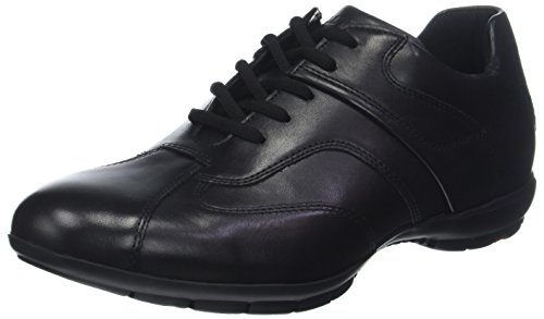 LLOYD Archie, Sneaker Uomo Nero (Schwarz 0)