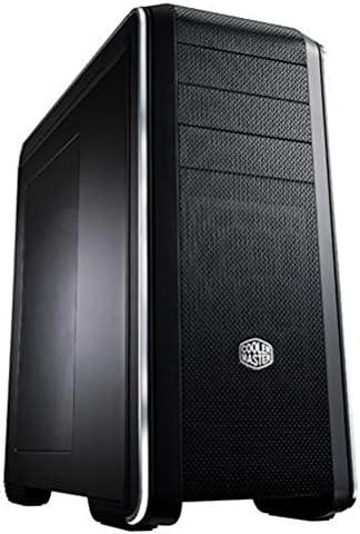 Cooler Master CMS-693-KWN1-S12 - Caja de Ordenador de sobremesa + Sistema de refrigeración líquida Seidon 120V, Negro: Amazon.es: Informática