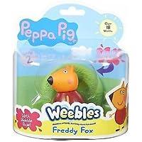 Peppa Pig Weebles Wave 2 Freddy Fox