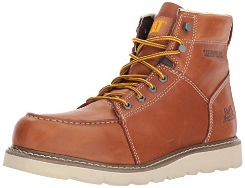 - Caterpillar Men's Tradesman Industrial and Construction Shoe, Tan, 8.5 M US