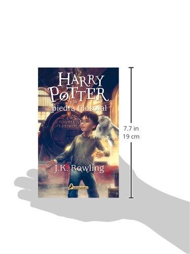 Harry Potter y la piedra filosofal (Spanish Edition ...