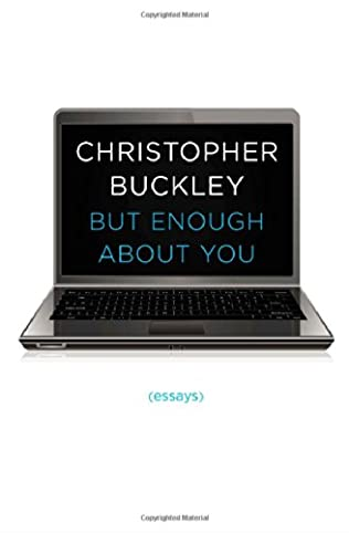 book cover of But Enough about You