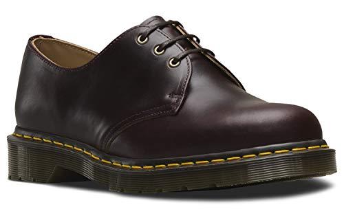 Dr Martens MIE 1461 Dress Shoes 11 D(M) US Burgundy Chrome - Mens Marten Dress Dr Shoes