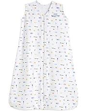 HALO Sleepsack 100% Cotton Wearable Blanket, TOG 0.5, Lakeside, Large