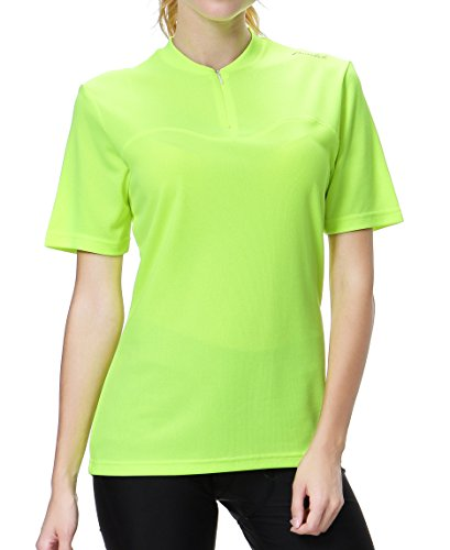 Przewalski women s cycling biking jersey short sleeve