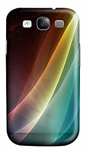 Samsung Galaxy S3 I9300 Cases & Covers - Beautiful Abstract 3D Art Custom PC Soft Case Cover Protector for Samsung Galaxy S3 I9300