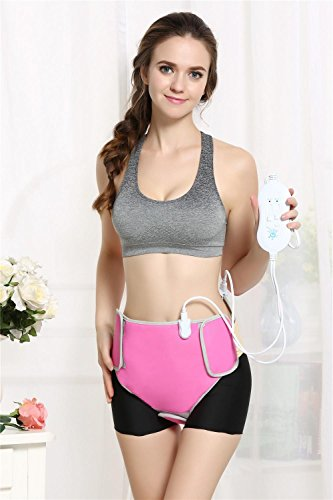 Electric heating ladies massage pants, maintenance of the uterus, relieve abdominal pain and menstrual pain, care of women's uterus - Coconut Point Shops At