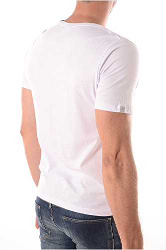 Jack & Jones Herren T-Shirt Weiß weiß