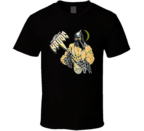 (Whitesmith Custom Halloween Havoc WCW Wrestling Men's Funny T-Shirt 100% Cotton Tee)