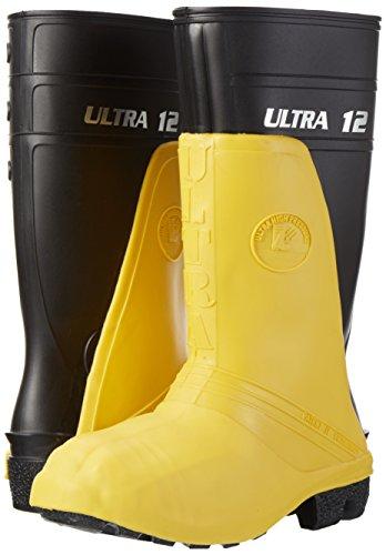 Nora Ultra 12, Herren Sicherheitsstiefel, Schwarz (schwarz-gelb 14), 42 EU