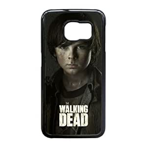Samsung Galaxy S6 Edge Cell Phone Case Black The Walking Dead F6548117