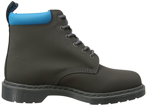 Dr. Martens Men's 939 Gunmetal+Soft Blue Ajax+Pu Boots Multicolour (Gunmetal+soft Blue) ftdHgva9Na