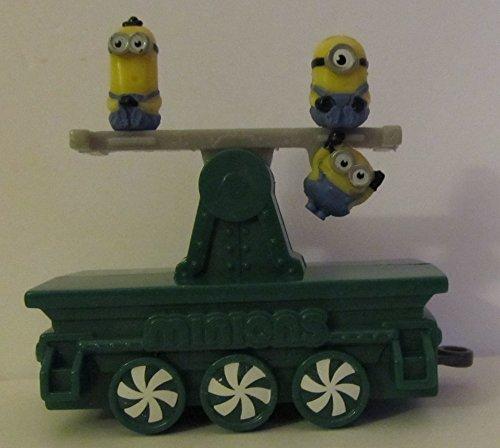 Holiday Pear - Holiday Express Train Minions Train Car #9 McDonald's 2017