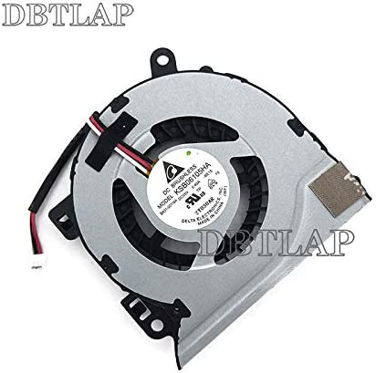 DBTLAP CPU Cooling Fan Compatible for Samsung NP700Z5A NP700Z5B NP700Z5C BA31-00116A KSB06105HA Right Side