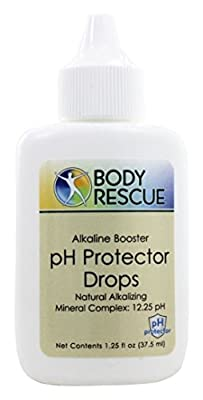 1 Pc Crucial Popular Body pH Protector Drops Sensitive Indicator Acid and Alkaline Balance Alkalizing Complex Volume 1.25 oz