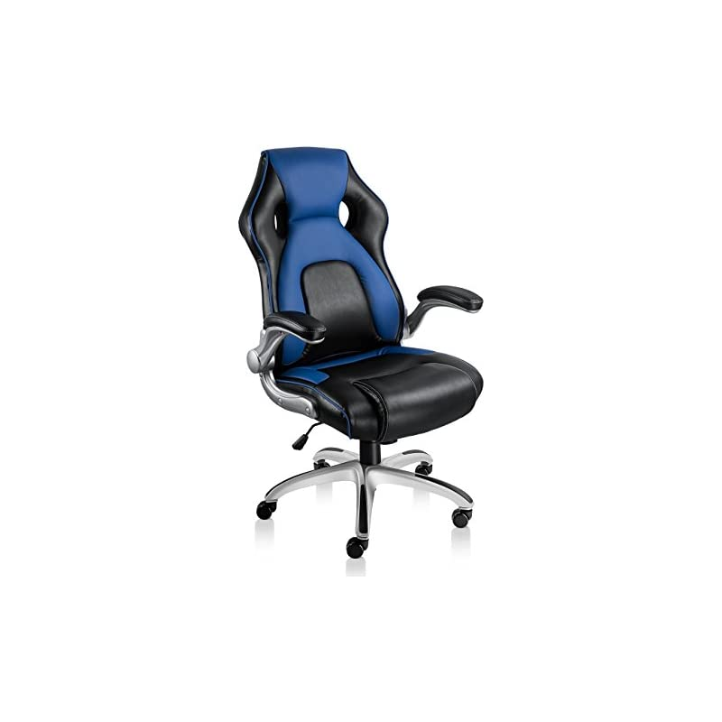 NKV High Back Gaming Chair Racing Style