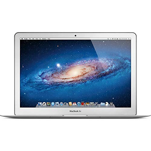 Apple MacBook Air MD232LL/A 13.3-Inch Laptop (OLD VERSION) (Renewed)