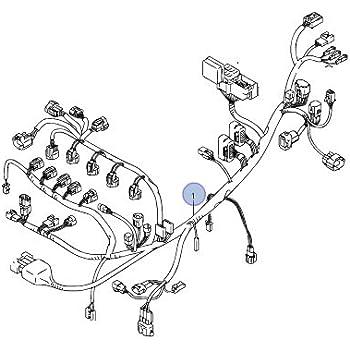 Amazon Com Suzuki Oem Main Wiring Harness 10 11 13 Lt A750x King