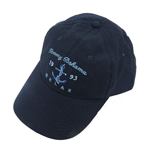- Tommy Bahama Men's Unstructured Baseball Cap Navy One Size