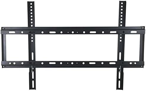 Fijo soporte de pared para televisor para 32 – 60 pulgadas LED LCD Plasma HDTV Smart TV, Max VESA 600 x 400 mm, Super fuerte 77 libras Capacidad, nivel de burbuja incluido: Amazon.es: Electrónica