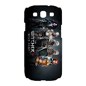 Samsung Galaxy S3 I9300 Phone Case Whte The Witcher F6486242