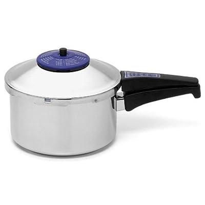 Kuhn Rikon Duromatic Anniversary 3.7-Quart Pressure Cooker by Kuhn Rikon