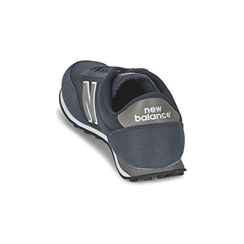 Nieuw Evenwicht U410 D, Unisex-volwassenen High-top Sneaker Blau