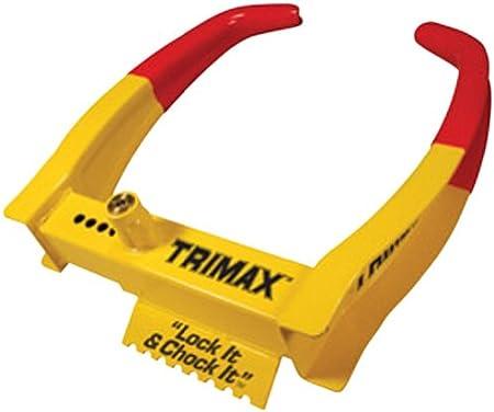 Trimax TCL65 Wheel Chock Lock 2 Pack