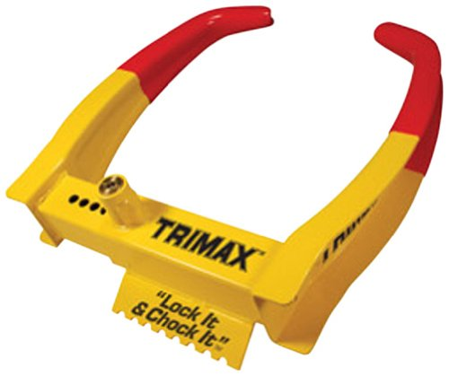 WYERS PRODUCT GROUP,INC Trimax TCL75 Wheel Chock Lock