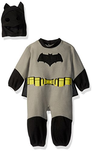 Space Batman Costume (Rubie's Costume Dawn of Justice Batman EZ-On Costume Romper, 2T)