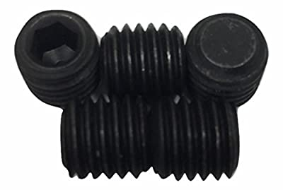 Ryobi 6617001 Set Screw for Holding Shoe Screw (M10 x 10 mm, Hex Soc. Hd.) Uses 5 mm Allen Key from Corporation of Ryobi