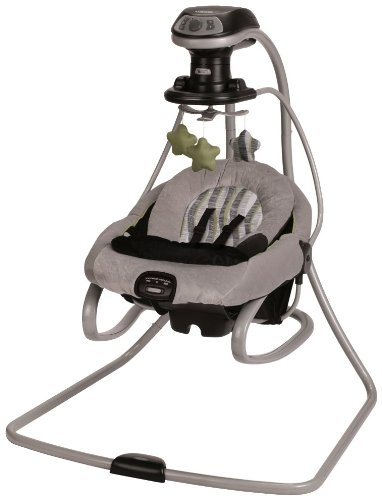 Graco DuetSoothe Swing & Bouncer - Omni