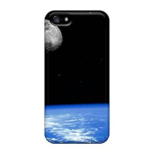 High Quality Royce Joel Cordova Moonscape Skin Case Cover Specially Designed For Iphone - 5/5s