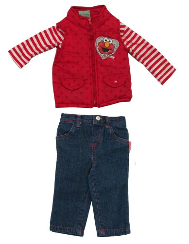 sesame-street-elmo-peace-and-love-baby-vest-t-shirt-and-pants-three-piece-set