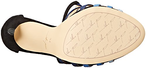 Daya Av Zendaya Coleman Womens Solo Kjole Sandal Denim