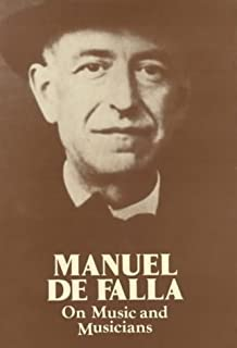 On Music and Musicians by Manuel De Falla (1979-03-01)