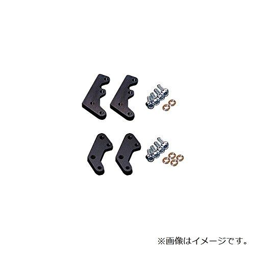 エヌプロジェクト(N PROJECT) キャリパーアダプター ZEPHYR400 etc. (ブラック) [品番] 15014   B00DGP2VL2