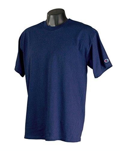 Uomo Navy Champion Blu shirt T 4qxE1p