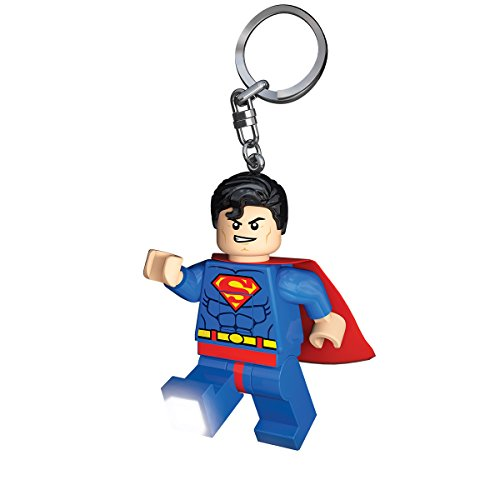 LEGO DC Super Heroes - Superman LED Key Chain Flashlight