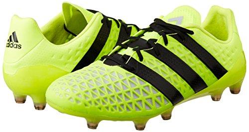 Chaussures 16 Jaune Fg De jaune Ace Pour Noir Argent Football Hommes Mtallis 1 Adidas Solaire rTrwU4xnq