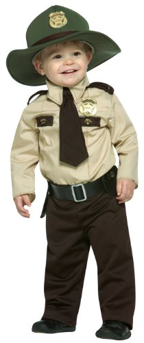 Future Trooper Toddler Costume - Toddler (3t Firefighter Costume)